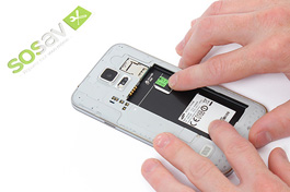 how to put micro sim card in galaxy s5