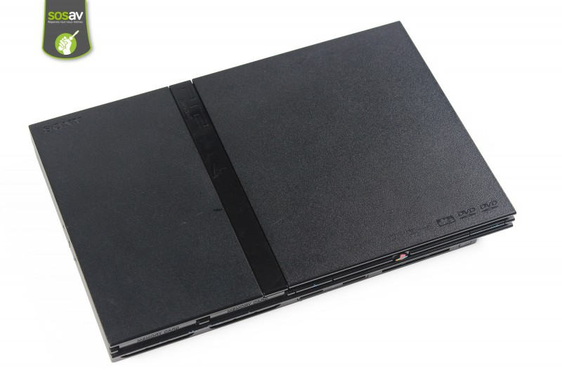 Optical drive motor Playstation 2 Slim repair - Free guide