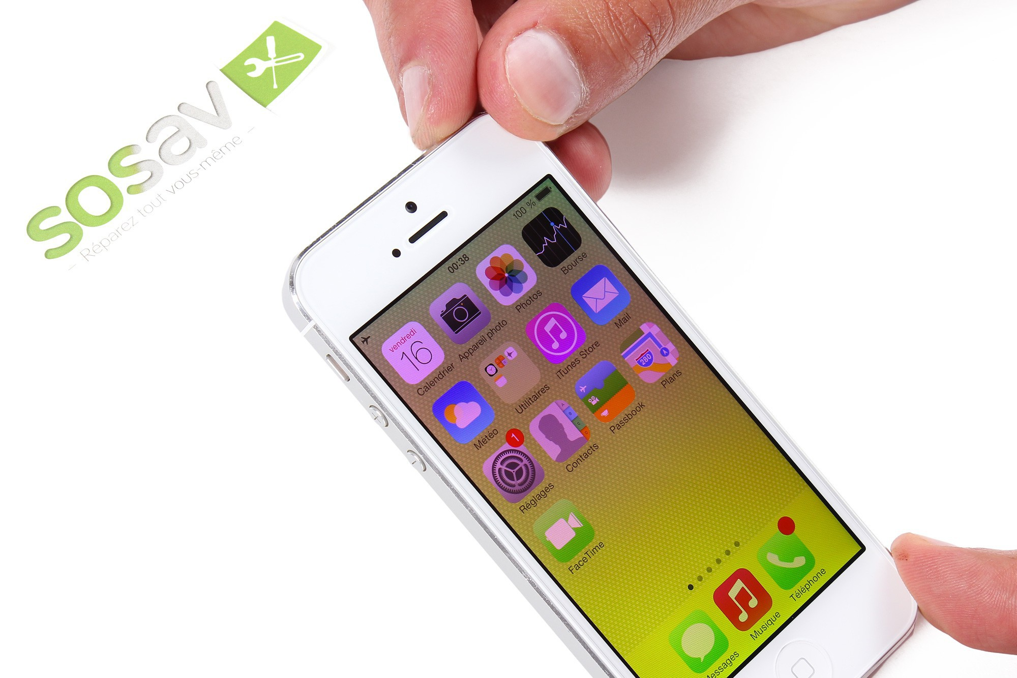 how to open sim card tray on iphone 5