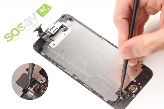 Step 10 - image 2 - Home button repair