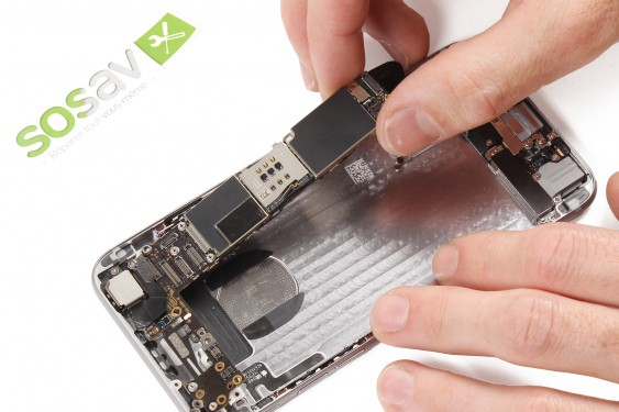 Step 23 - image 1 - Power Button Cable repair