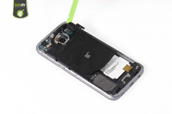 Charging connector Samsung Galaxy S7 repair - Free guide - SOSav