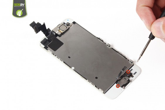 Step 10 - image 1 - Complete Display Assembly repair