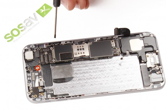 Step 20 - image 1 - Power Button Cable repair