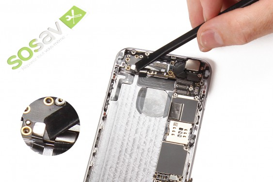 Step 21 - image 1 - Power Button Cable repair