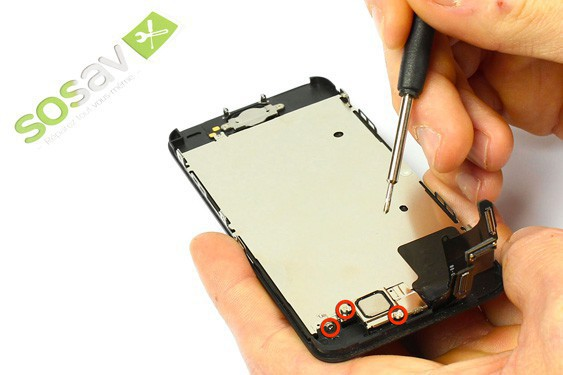 Step 12 - image 1 - Display Assembly repair