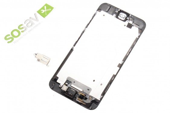 Step 9 - image 4 - Home Button Cable repair