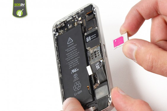 Step 14 - image 2 - LCD Screen Clip repair