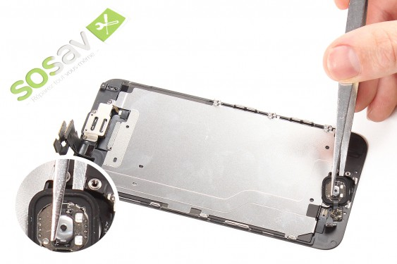 Step 13 - image 1 - Home button repair