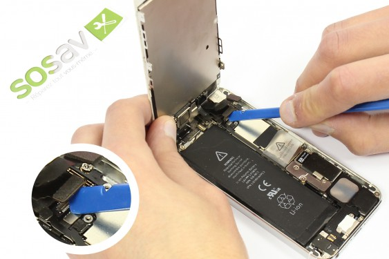Step 9 - image 2 - LCD Shield Plate repair
