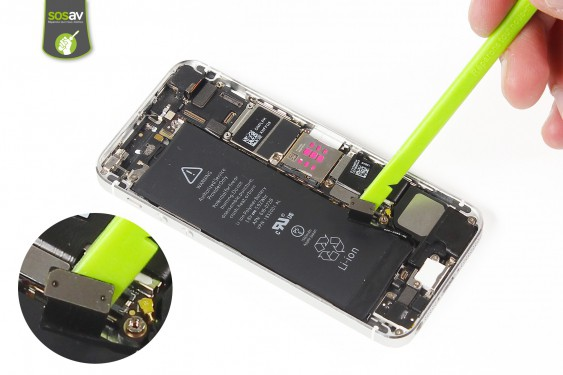 Step 10 - image 2 - LCD Screen Clip repair