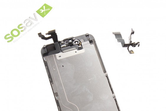 Step 15 - image 1 - Front Camera, Proximity sensor and Microphone Cable repair