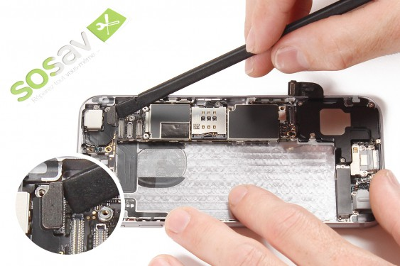Step 22 - image 2 - Power Button Cable repair