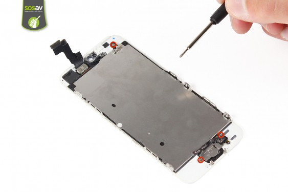 Step 13 - image 1 - LCD Shield Plate repair