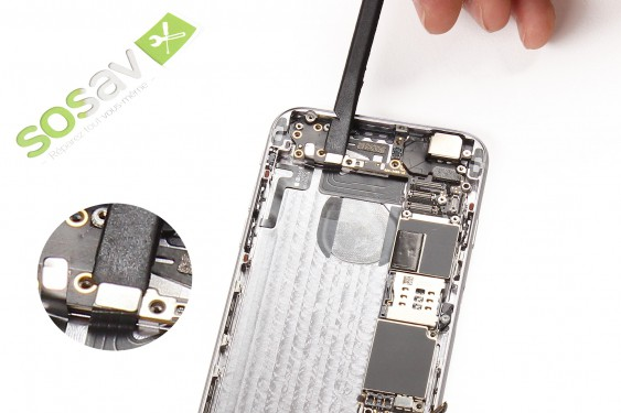 Step 21 - image 3 - Power Button Cable repair