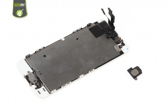 Step 10 - image 2 - Front Camera, Proximity and Light Sensor repair