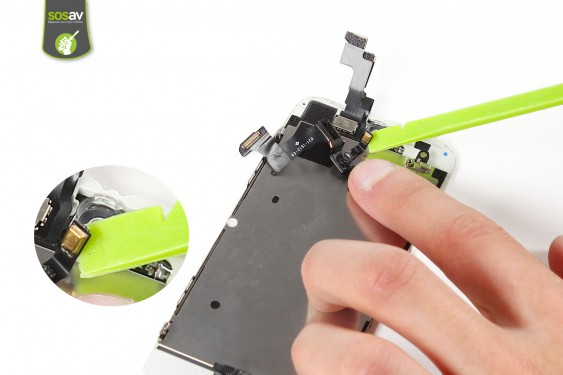 Step 11 - image 4 - Front Camera, Proximity and Light Sensor repair