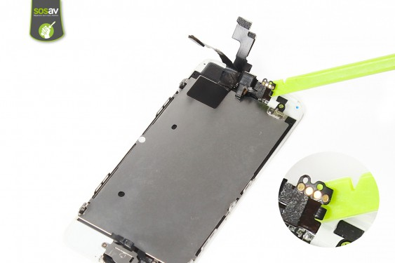 Step 11 - image 2 - Front Camera, Proximity and Light Sensor repair