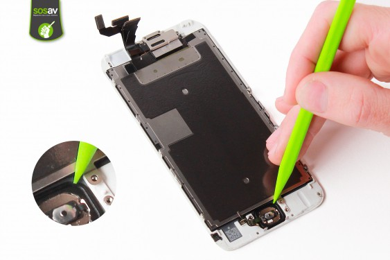 Step 12 - image 1 - Home button repair