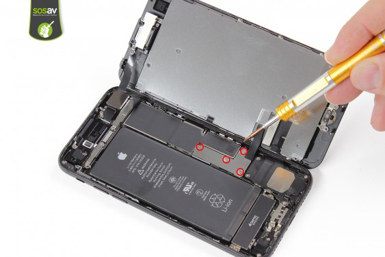 Step 8 - image 1 - Logic Board repair