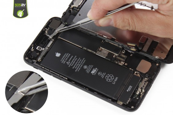 Step 12 - image 3 - Battery repair