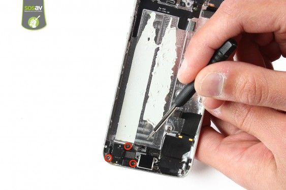 Step 26 - image 1 - Rear Case repair