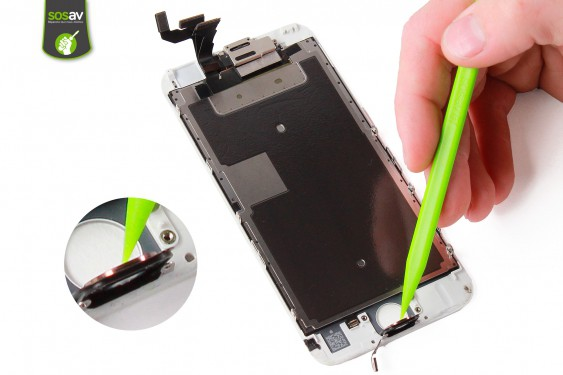 Step 12 - image 3 - Home button repair