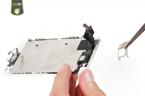 Step 9 - image 4 - Front Camera, Proximity and Light Sensor repair