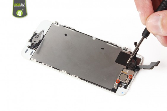 Step 9 - image 1 - Front Camera, Proximity and Light Sensor repair