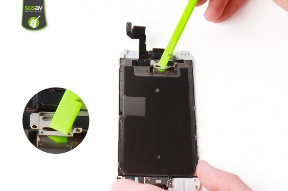 Step 10 - image 2 - Proximity and Light Sensor + Front Camera Cable repair