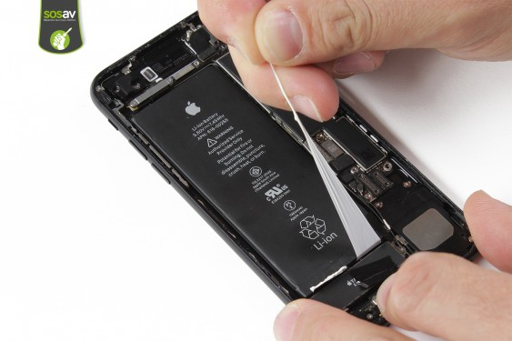 Step 18 - image 2 - Battery repair