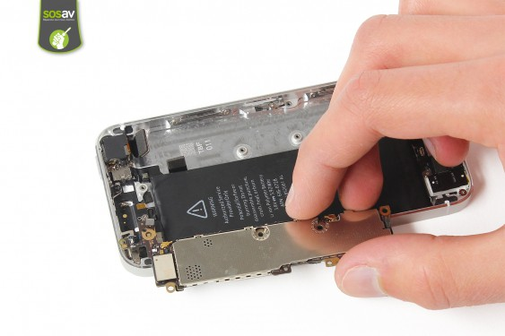 Step 17 - image 4 - LCD Screen Clip repair