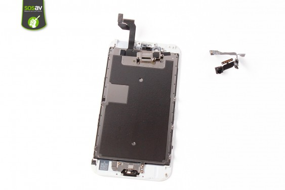 Step 16 - image 1 - Proximity and Light Sensor + Front Camera Cable repair