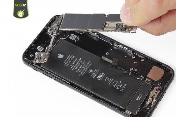 Step 29 - image 1 - Logic Board repair