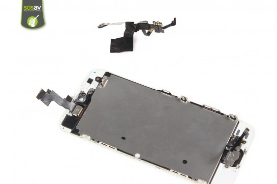 Step 13 - image 1 - Front Camera, Proximity and Light Sensor repair