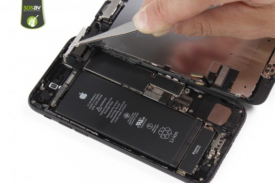 Step 12 - image 4 - Logic Board repair