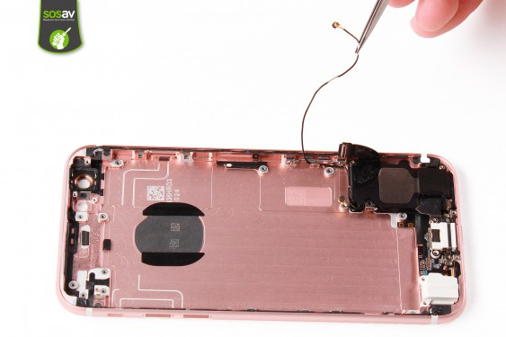 Step 41 - image 2 - Rear Panel repair