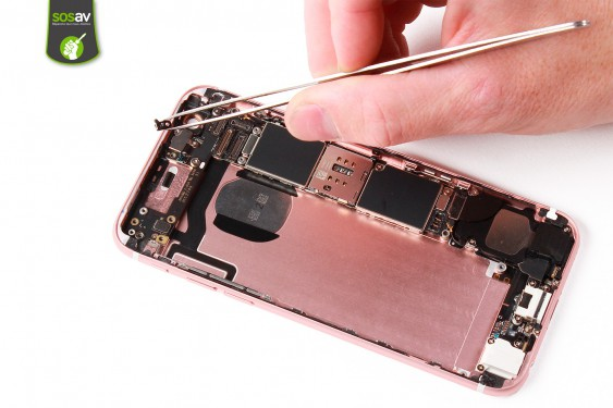 Step 23 - image 3 - Logic Board repair
