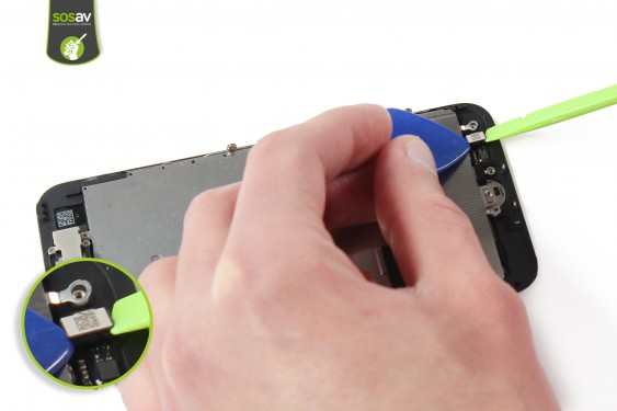 Step 18 - image 1 - Home button repair