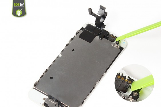 Step 11 - image 1 - Front Camera, Proximity and Light Sensor repair