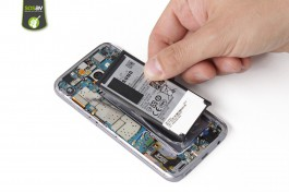 Tuto réparation Samsung Galaxy S7 : Batterie