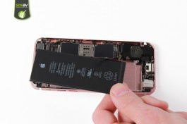 Guide réparation batterie iPhone 6S