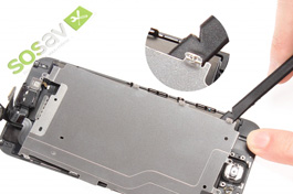 Repair - Repair guide: LCD Shield Plate iPhone 6