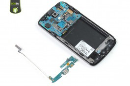 Tuto réparation Samsung Galaxy S4 Active : Connecteur de charge