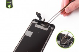 Repair tutorial for iPhone 6S Plus : Earpiece speaker