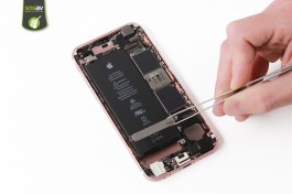 Repair - Repair guide: Vibrator iPhone 6S