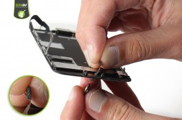 Repair tutorial for iPhone 8 : Home button