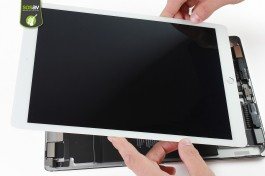 Repair tutorial for iPad Pro : Complete Display Assembly