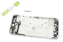 Repair tutorial for iPhone 5 : Front Panel Clips