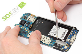 Tuto réparation Samsung Galaxy S5 : Antenne WiFi